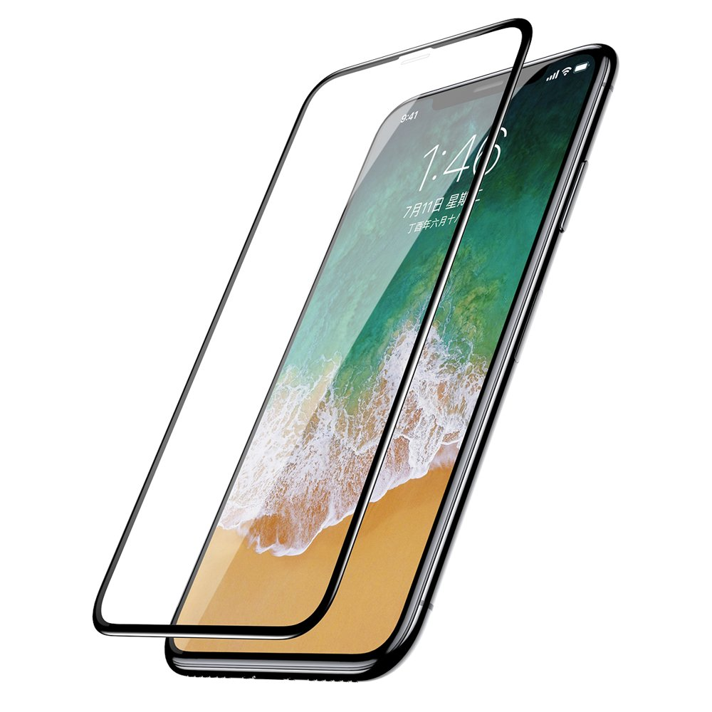 Baseus PET Soft 3D Staklo za Apple iPhone 11 Pro / iPhone XS / iPhone X 0.23 mm