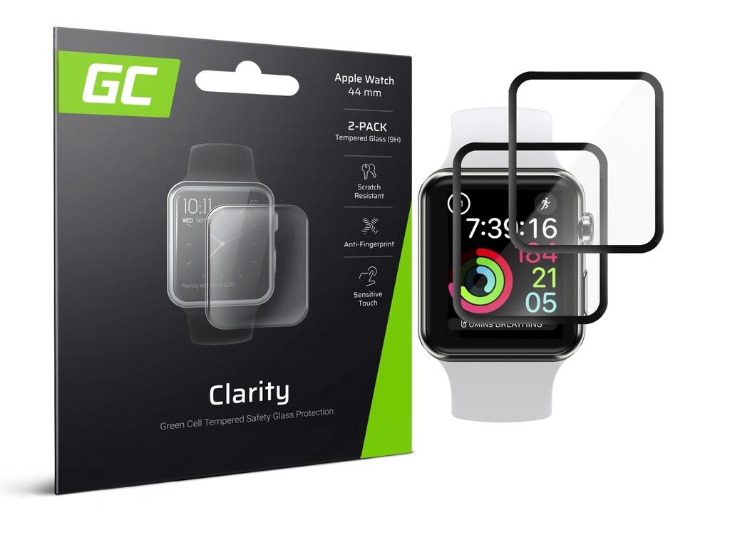 2k zaštitnik ekrana GC Clariti za Apple Vatch 4/5 44mm