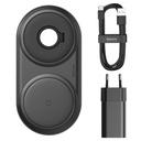 Baseus Planet 3in1 10W Wireless Qi punjač + zidni punjač 12/3 A + USB Type C kabl 3A 1m