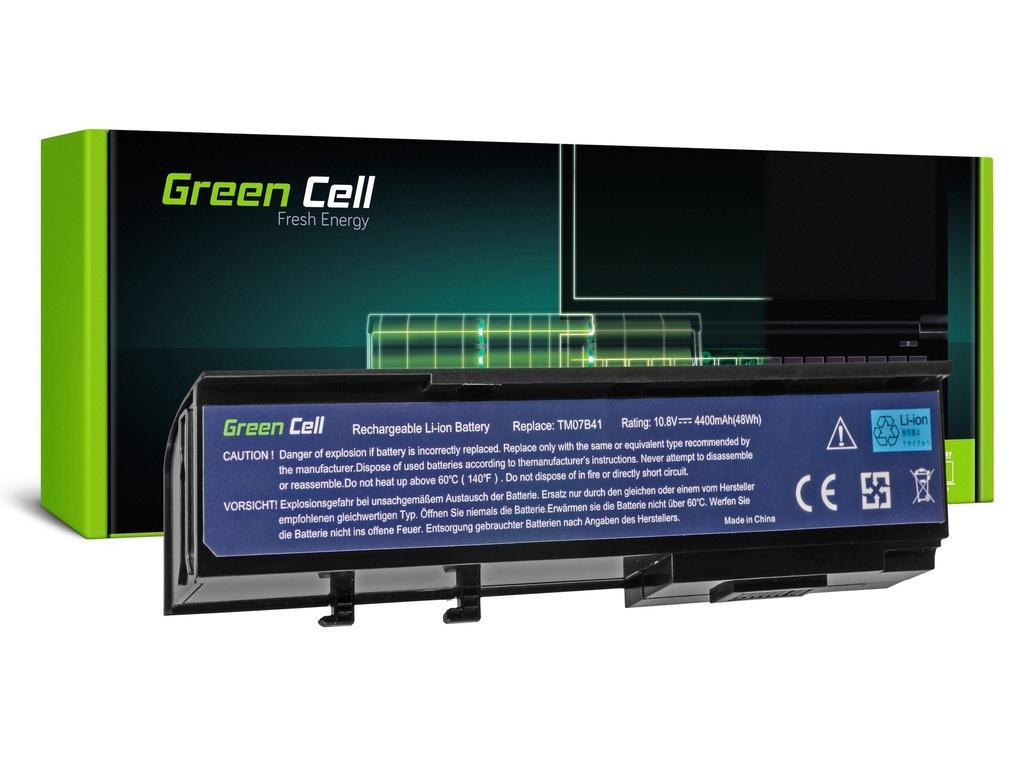 Baterija Green Cell za Acer TravelMate 2420 3300 4520 4720 / 11,1V 4400mAh