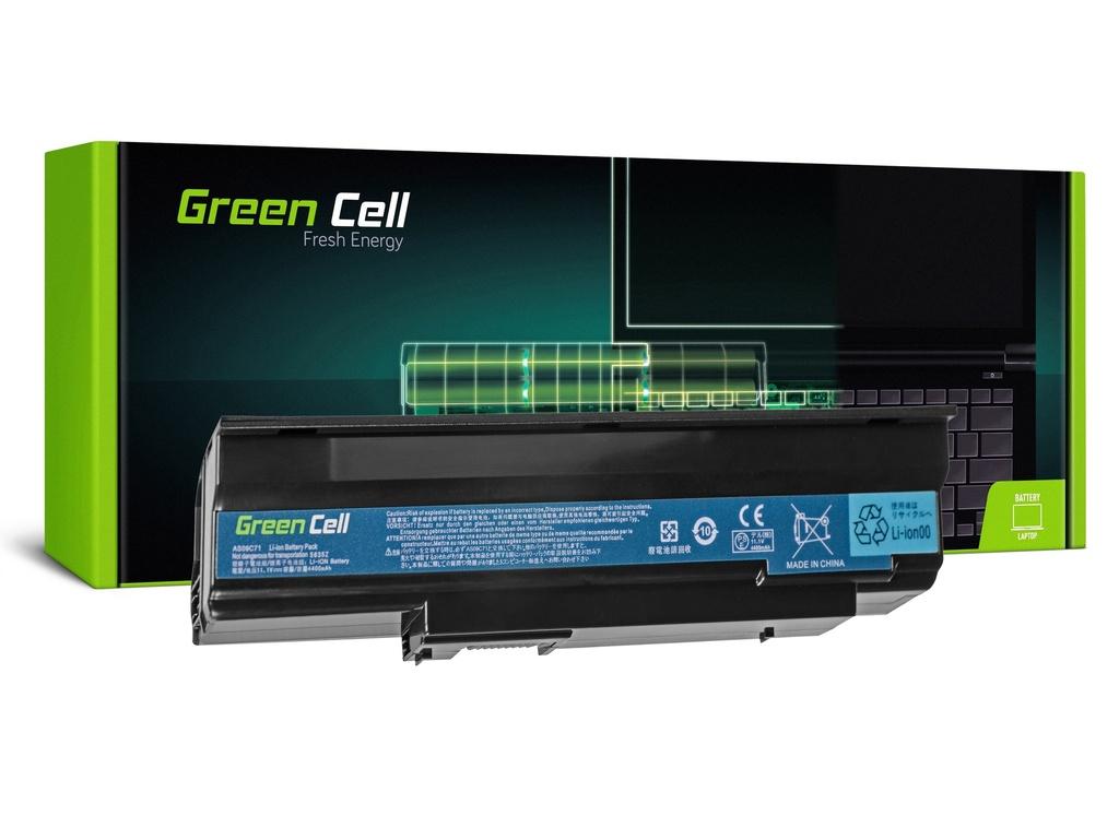 Baterija Green Cell za Acer Ektensa 5235 5635 5635Z 5635G 5635ZG / 11,1V 4400mAh