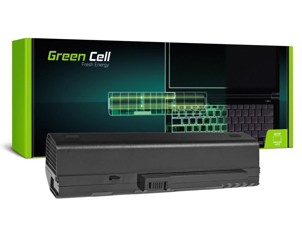 Baterija Green Cell za Acer Aspire One A110 A150 D150 D250 ZG5 / 11,1V 8800mAh