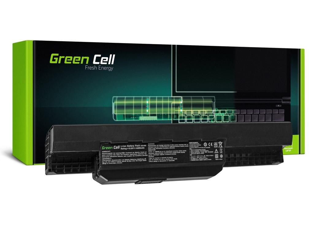 Baterija Green Cell za Asus A31-K53 Ks53S Ks53T K53E / 11,1V 4400mAh