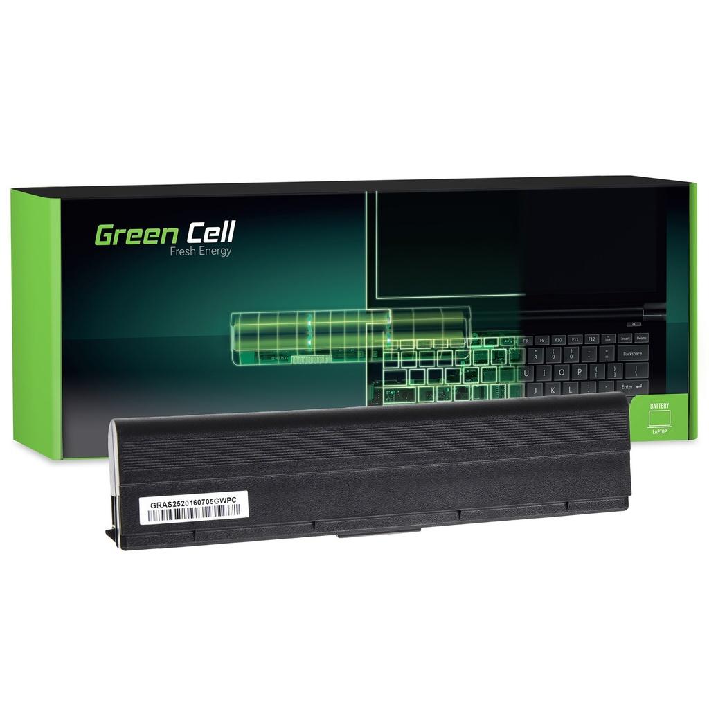 Baterija Green Cell za Asus F6 F6A F6E F6K F9 F9F F9J F9EZ / 11,1V 4400mAh