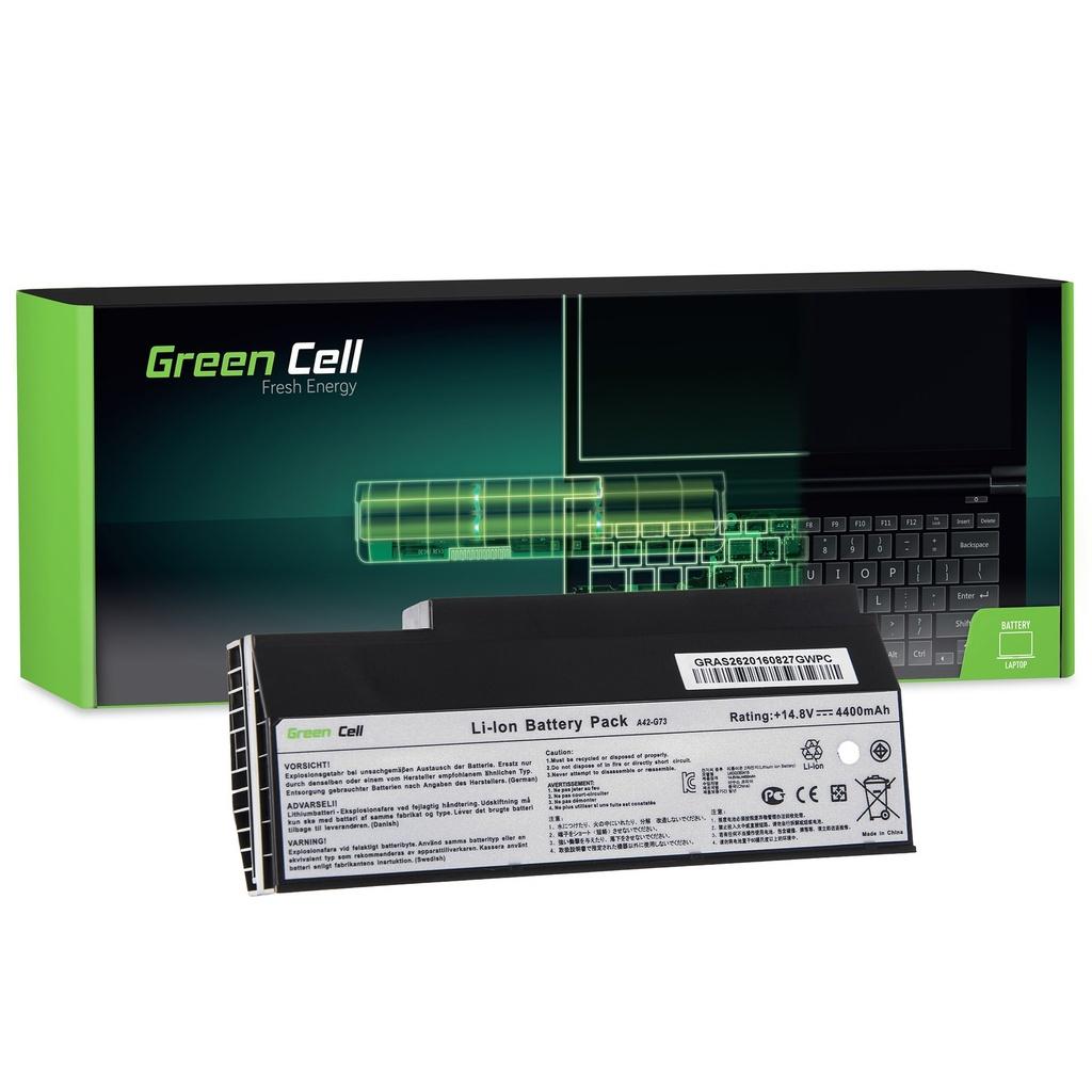 Baterija Green Cell za Asus G53 G73 / 14,4V 4400mAh