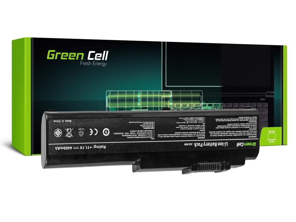 Baterija Green Cell za Asus N50 N51 / 11,1V 4400mAh