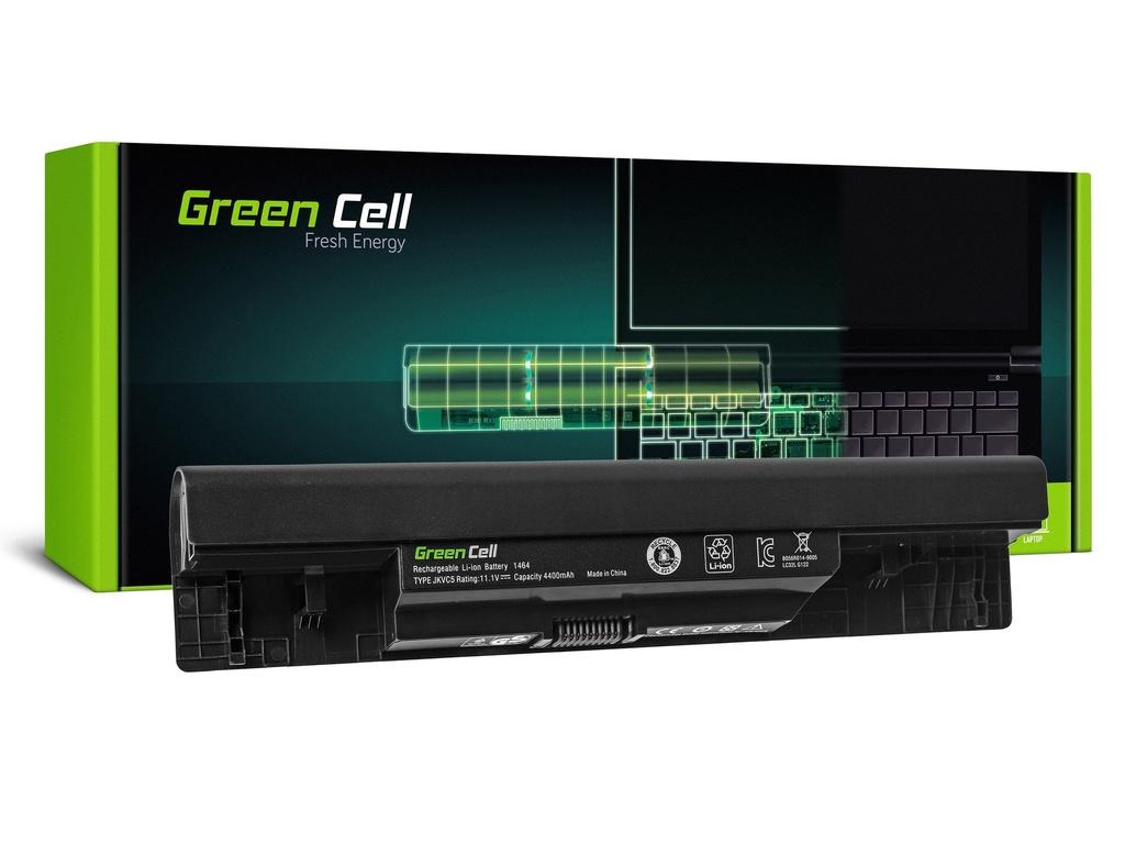 Baterija Green Cell za Dell Inspiron 14 1464 15 1564 17 1764 / 11,1V 4400mAh