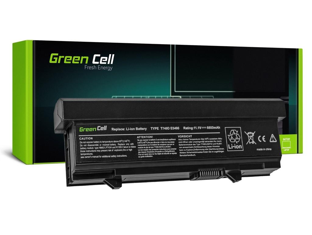 Baterija Green Cell za Dell Latitude E5400 E5410 E5500 E5510 / 11,1V 6600mAh