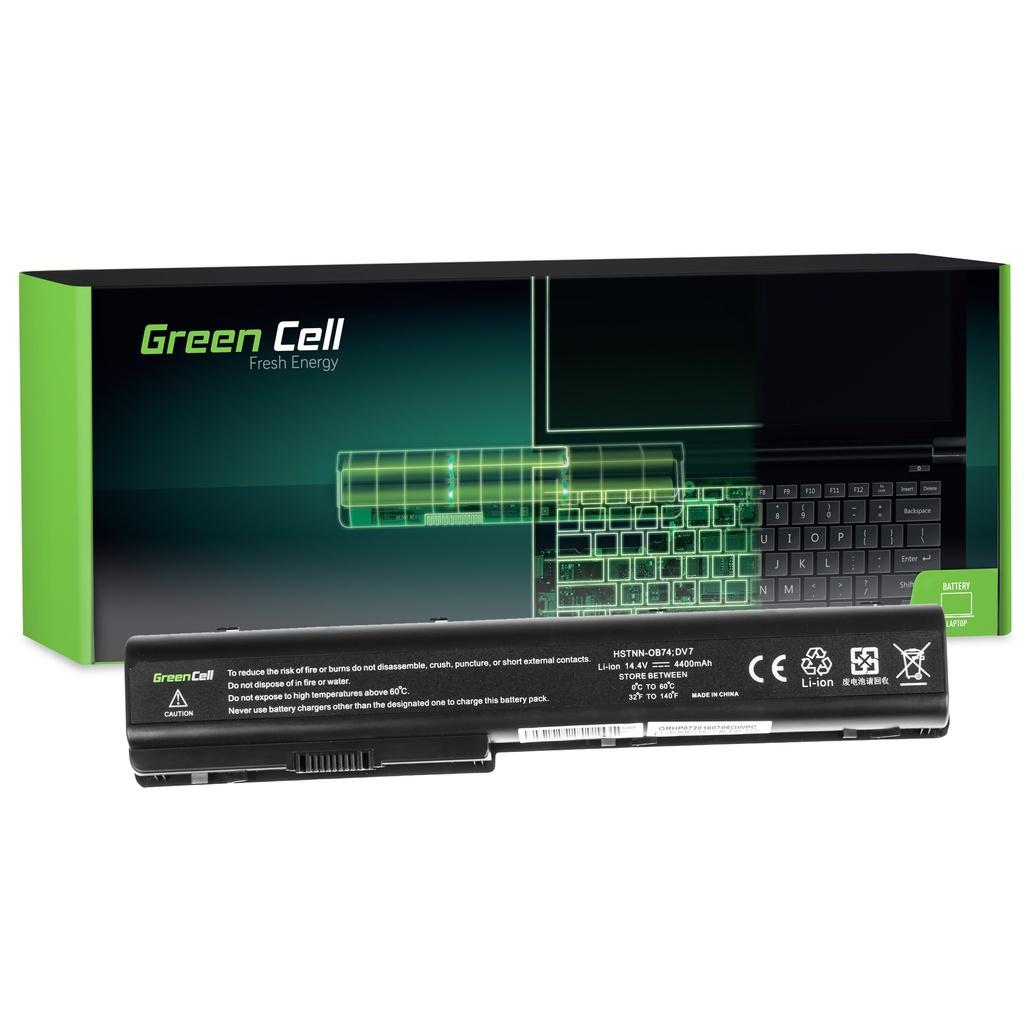 Baterija Green Cell za HP Pavilion DV7 DV7T DV7Z DV8 / 14,4V 4400mAh