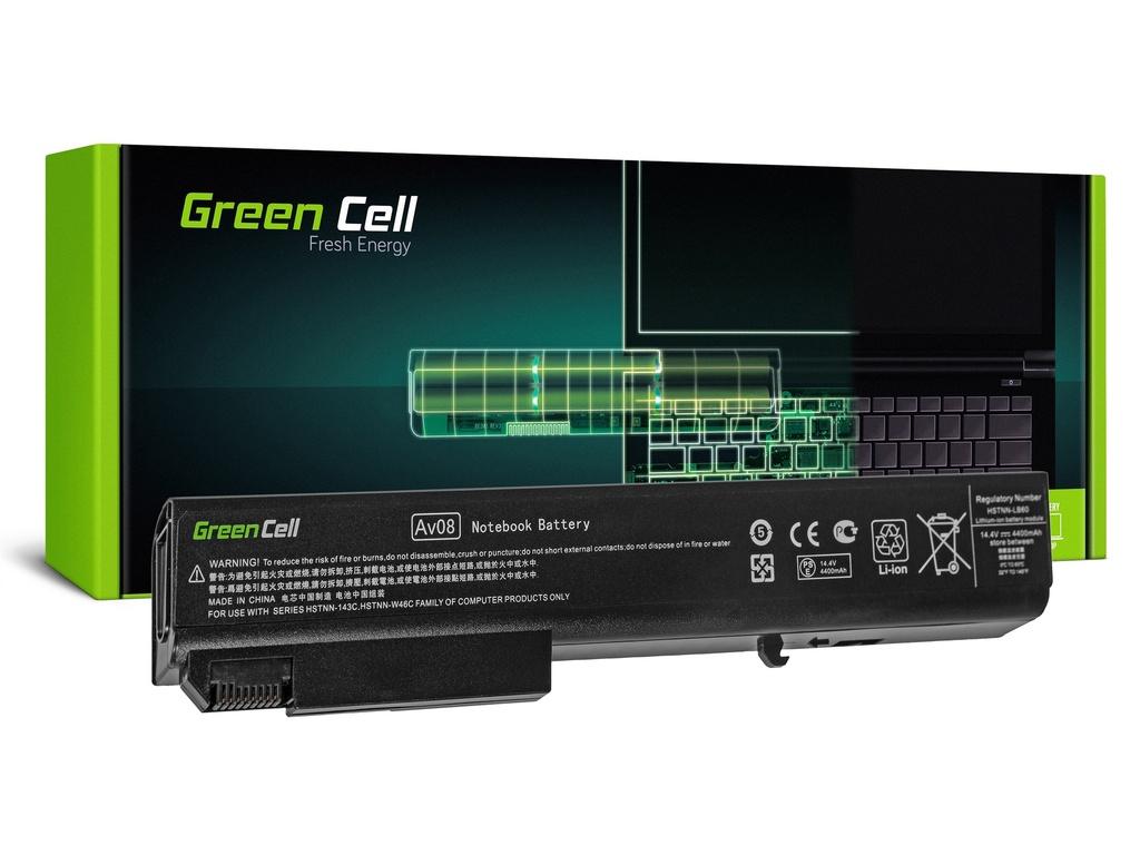 Baterija Green Cell za HP EliteBook 8500 8700 / 14,4V 4400mAh
