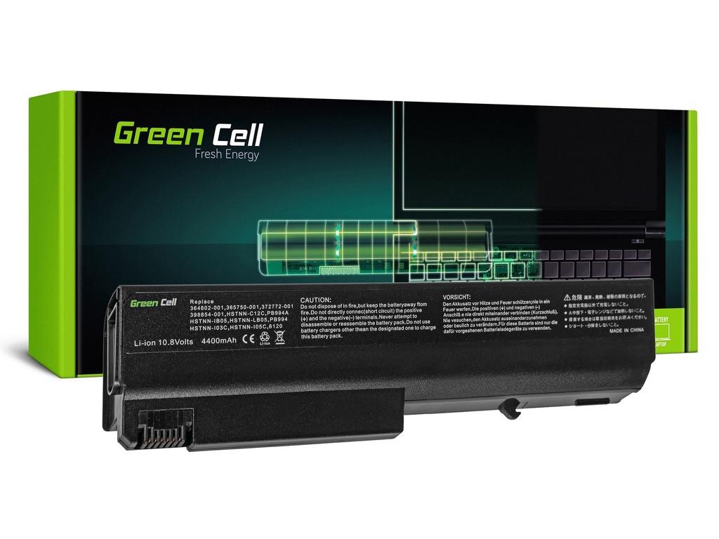 Baterija Green Cell za HP Compaq 6100 6200 6300 6900 6910 / 11,1V 4400mAh