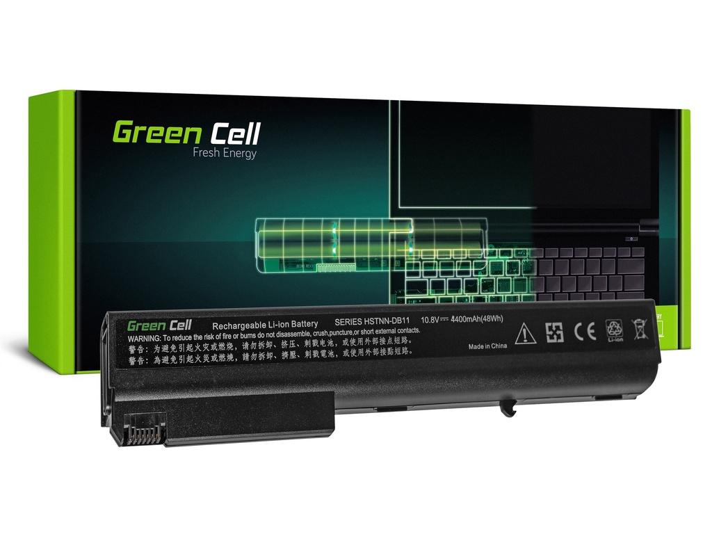 Baterija Green Cell za HP Compaq NX7300 NX7400 8510P 8510W 8710P 8710W / 11,1V 4400mAh