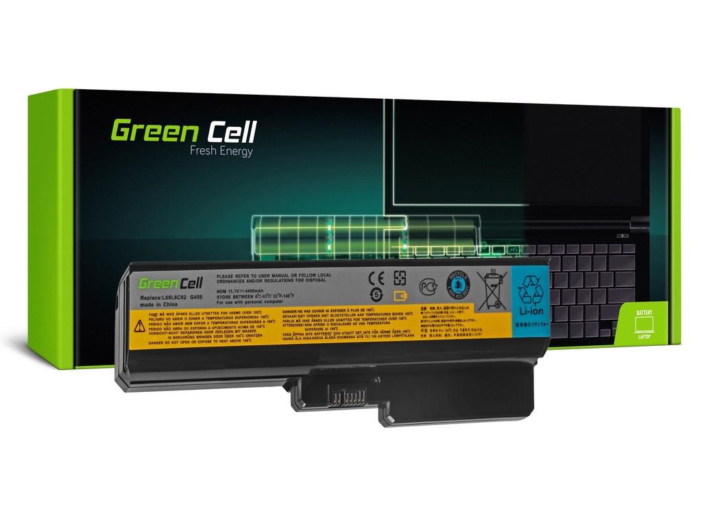 Baterija Green Cell za Lenovo B550 G430 G450 G530 G550 G550A G555 N500 / 11,1V 4400mAh