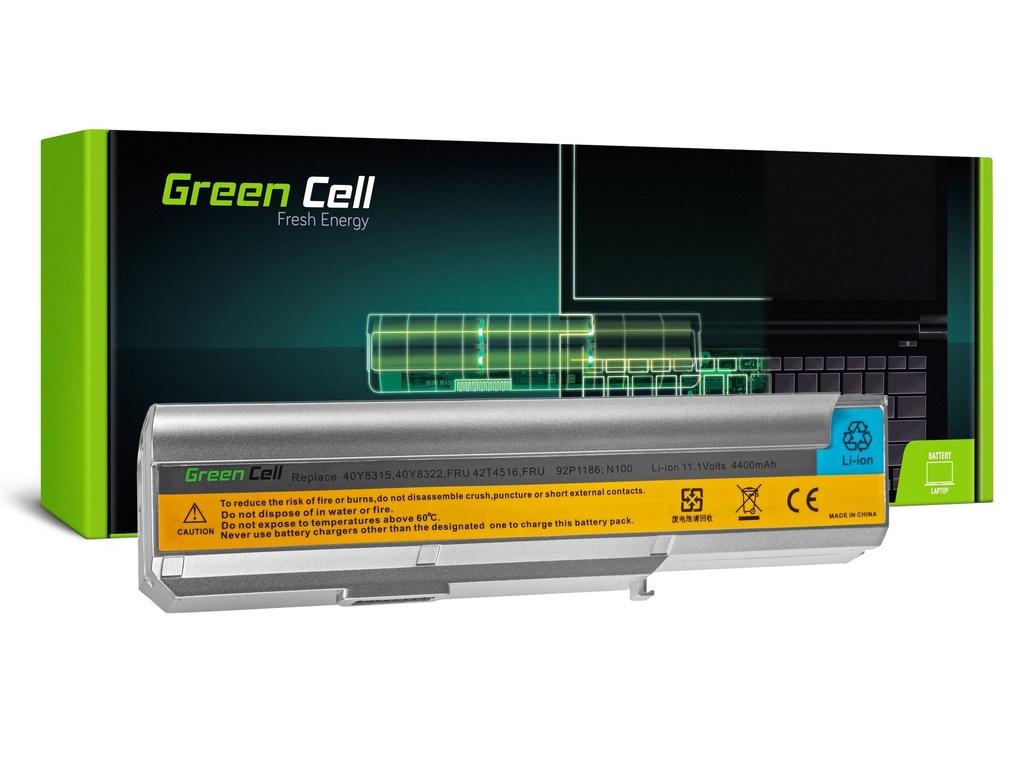 Baterija Green Cell za Lenovo 3000 N100 N200 C200 / 11,1V 4400mAh