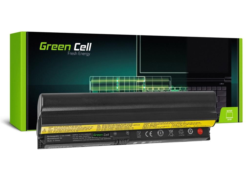 Baterija Green Cell za Lenovo ThinkPad X100e X120 X120e, Edge E10 11 / 11,1V 4400mAh