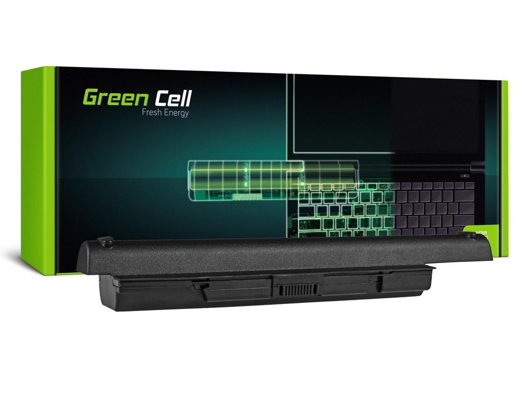 Baterija Green Cell za Toshiba Satellite A200 A300 A500 L200 L300 L500 / 11,1V 6600mAh