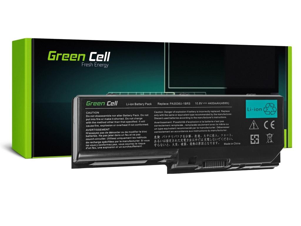 Baterija Green Cell za Toshiba Satellite L350 P200 PA3536U-1BRS / 11,1V 4400mAh
