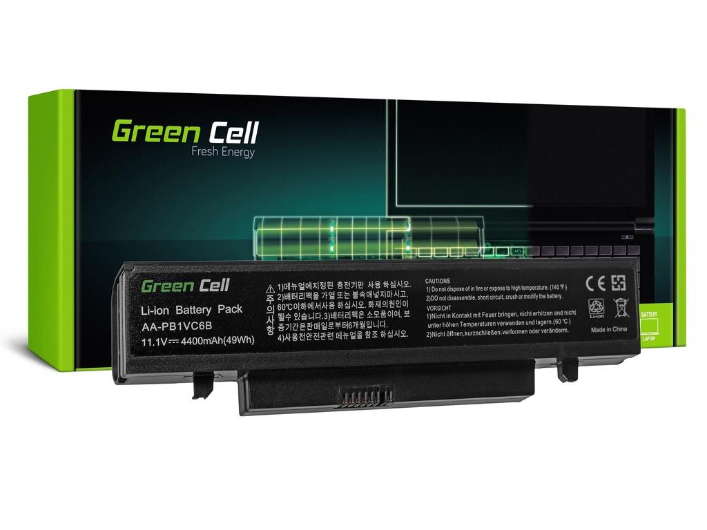 Baterija Green Cell za Samsung Q328 Q330 N210 N220 NB30 X418 X420 X520 / 11,1V 4400mAh