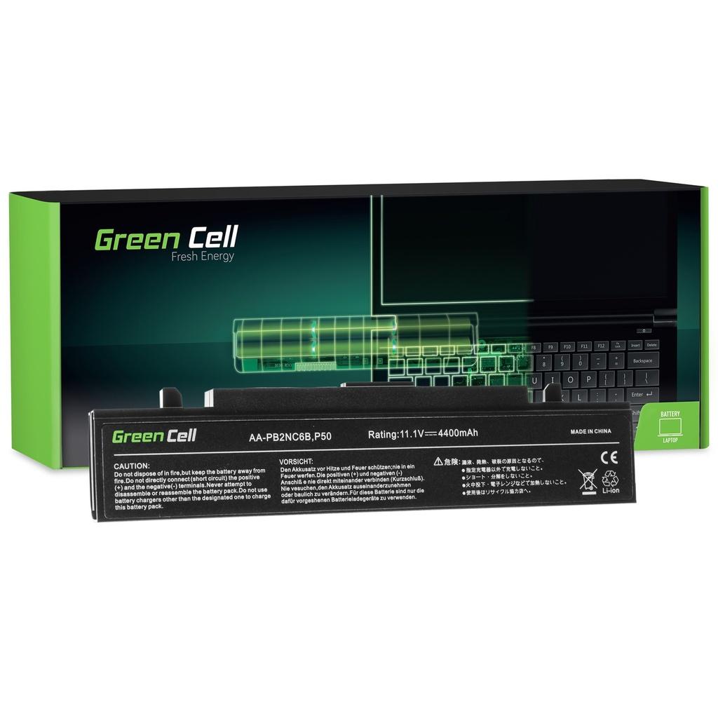Baterija Green Cell za Samsung NP-P500 NP-R505 NP-R610 NP-SA11 NP-R510 NP-R700 NP-R560 NP-R509 / 11.1V 4400mAh