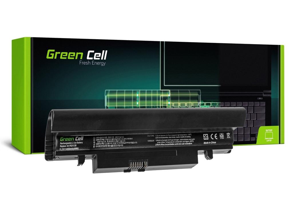 Baterija Green Cell za Samsung NP-N100 NP-N102S NP-N145 NP-N150 NP-N210 / 11,1V 4400mAh