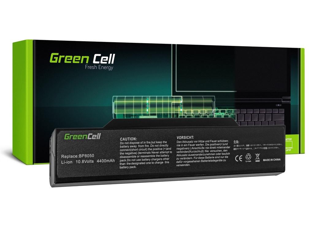 Baterija Green Cell za Fujitsu-Siemens D1420 L1300 L7310 / 11,1V 4400mAh