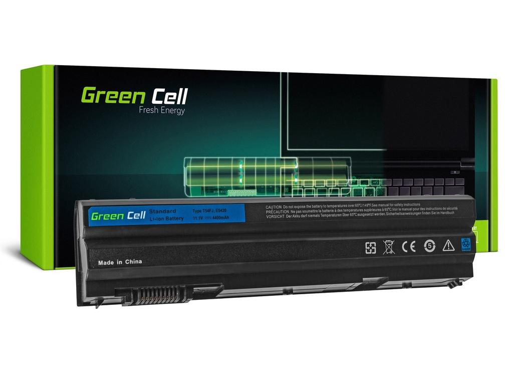 Baterija Green Cell za Dell Latitude E5520 E6420 E6520 E6530 / 11,1V 4400mAh