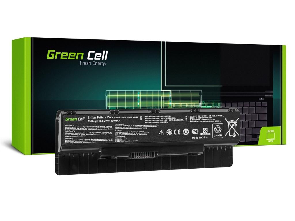 Baterija Green Cell za Asus A32-N56 N46 N46V N56 N76 / 11,1V 4400mAh