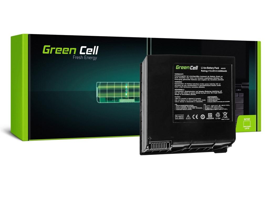 Baterija Green Cell za Asus G74 G74S G74J / 14,4V 4400mAh