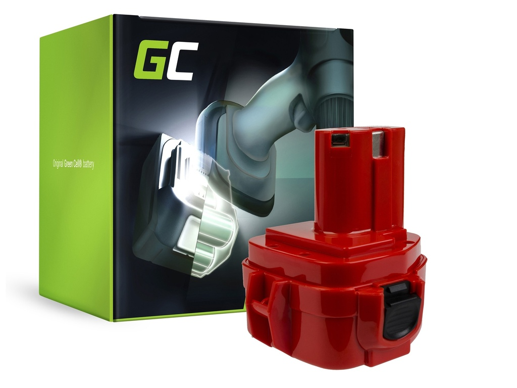 Baterija električnih alata 1220 1222 za Makita 1050D 4191D 6271D 6835D 8413D