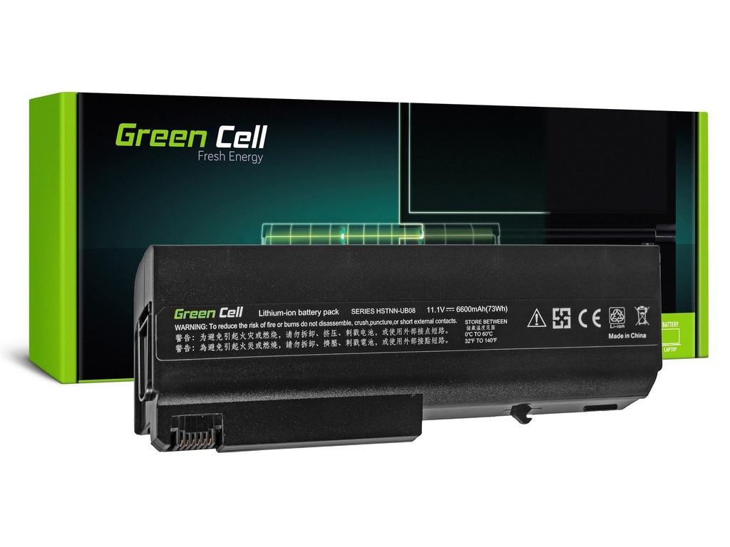 Baterija Green Cell za HP Compaq 6100 6200 6300 6900 6910 / 11,1V 6600mAh