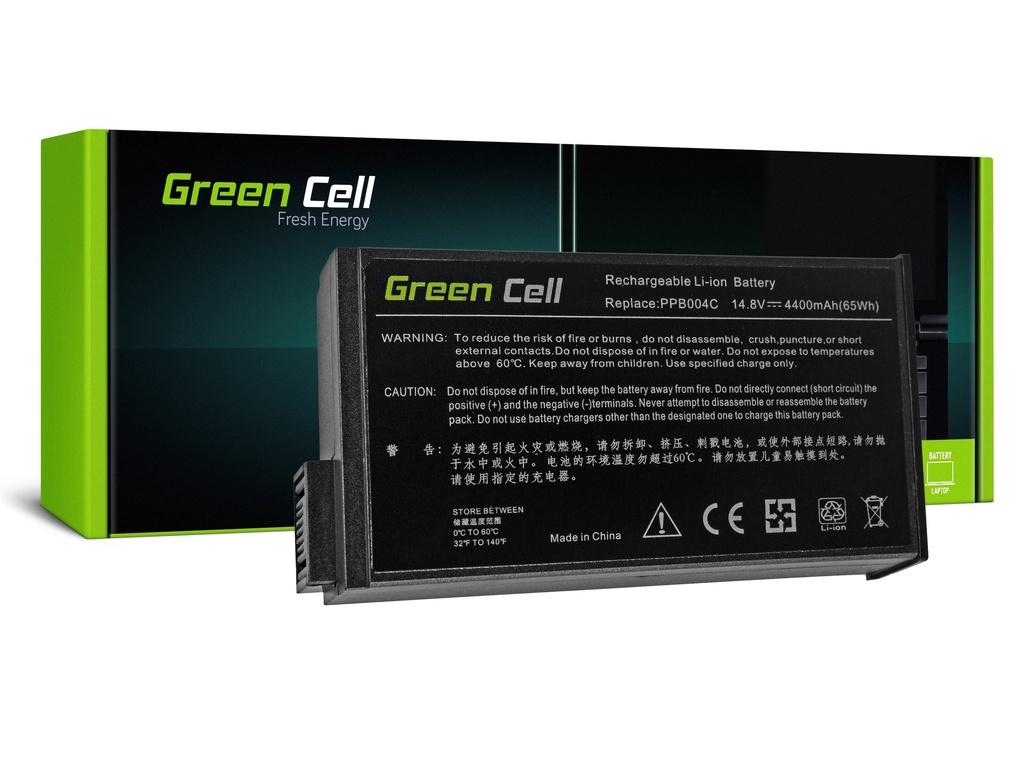 Baterija Green Cell za HP Compaq Presario 1520 1525 1535 545 1555 / 14,4V 4400mAh