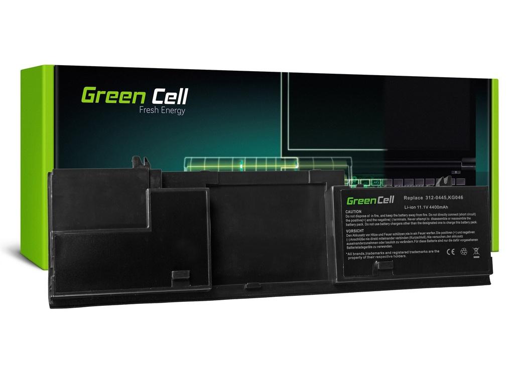 Baterija Green Cell za Dell Latitude D420 D430 / 11,1V 4400mAh