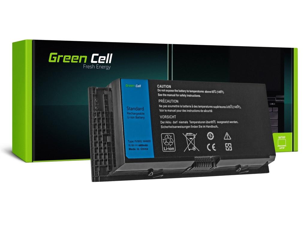 Baterija Green Cell za Dell Precision M4600 M4700 M4800 M6600 M6700 / 11,1V 4400mAh