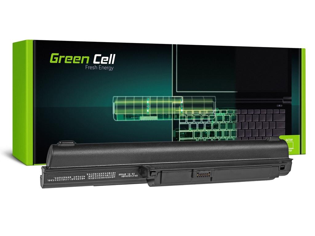 Baterija Green Cell za Sony Vaio PCG-71211M PCG-61211M PCG-71212M / 11,1V 6600mAh