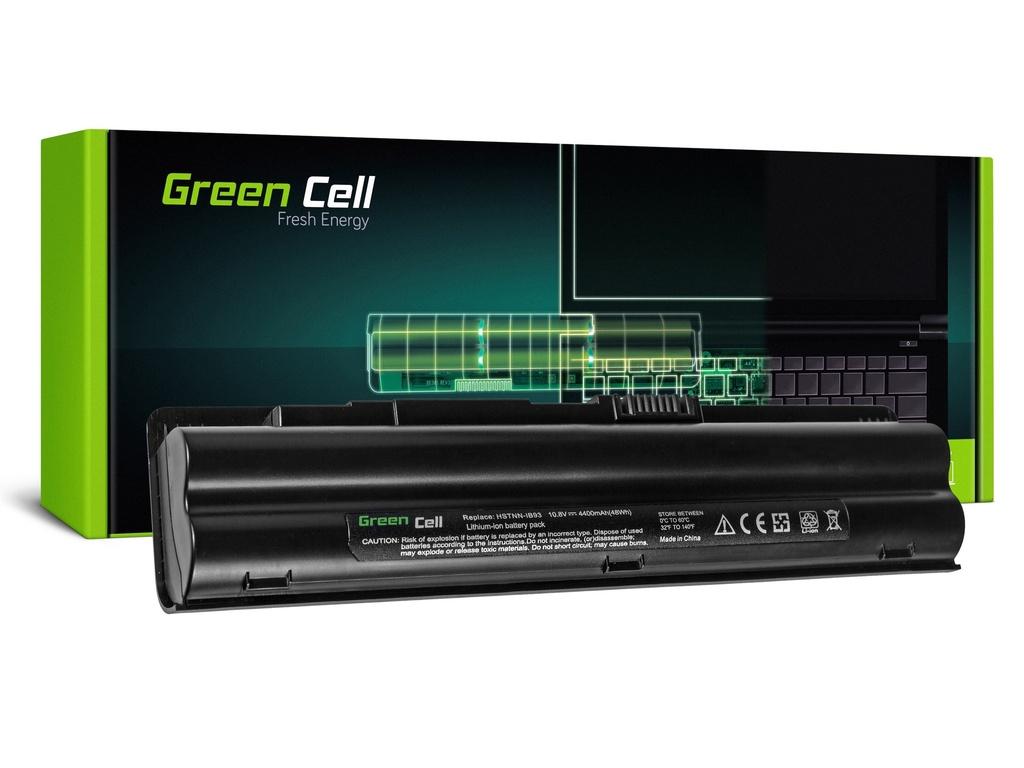 Baterija Green Cell za HP Pavilion DV3 DV3T Compaq CQ35 CQ36 / 11,1V 4400mAh