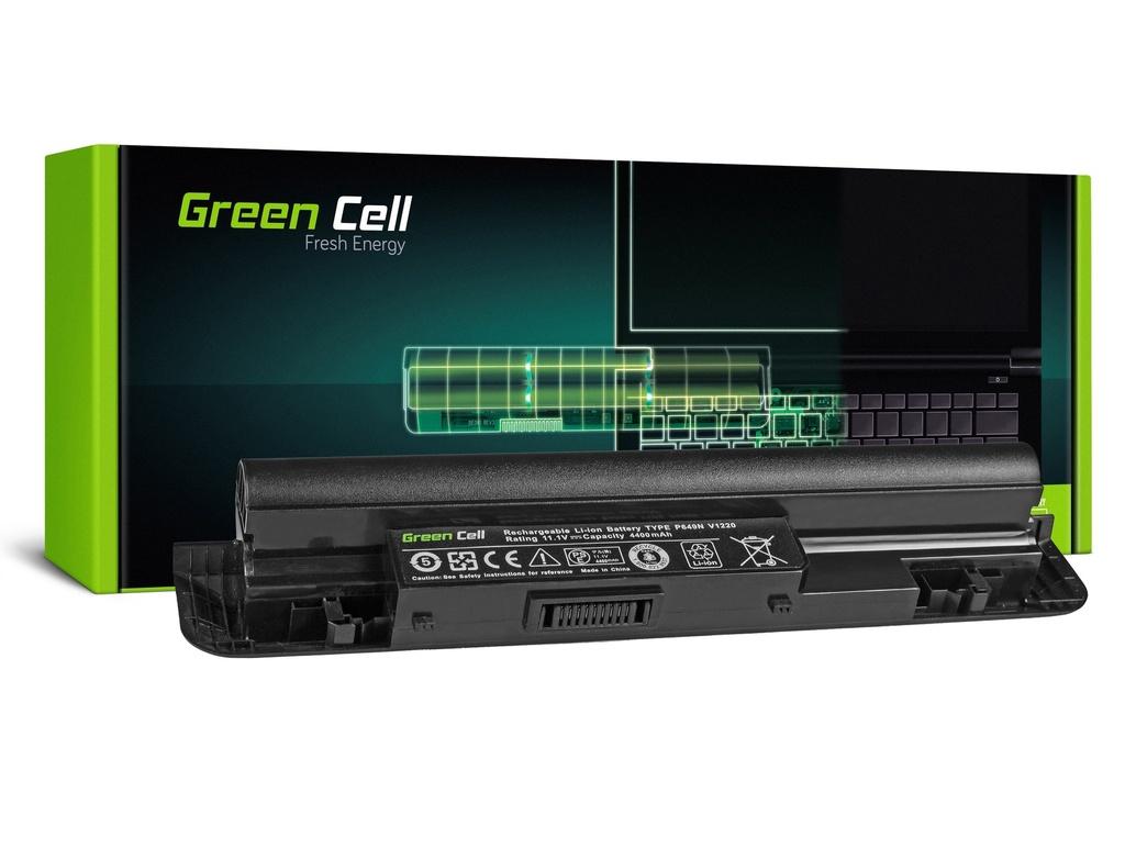 Baterija Green Cell za Dell Vostro 1220 1220N P03S / 11,1V 4400mAh