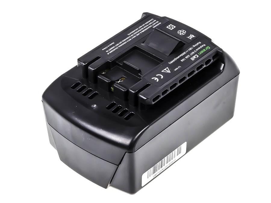 Baterija za električne alate BAT609 BAT618 za BOSCH 17618 GCB 18 V-LI Bosch GSA 18 V-LI