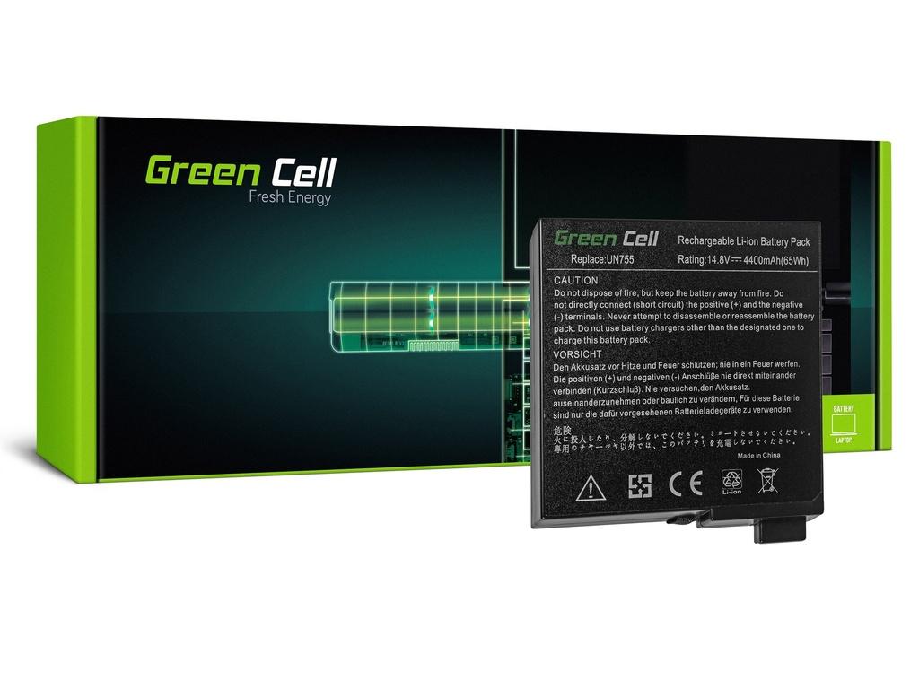 Baterija Green Cell za Fujitsu-Siemens Amilo A8620 A7620 D6830 D7800 D7830 / 14,4V 4400mAh
