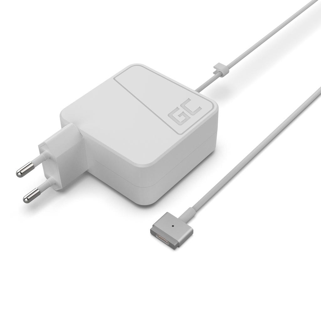 Adapter naizmenične struje za ZELENE ĆELIJE za Apple Macbook 45V / 14.5V 3.1A / Magsafe 2