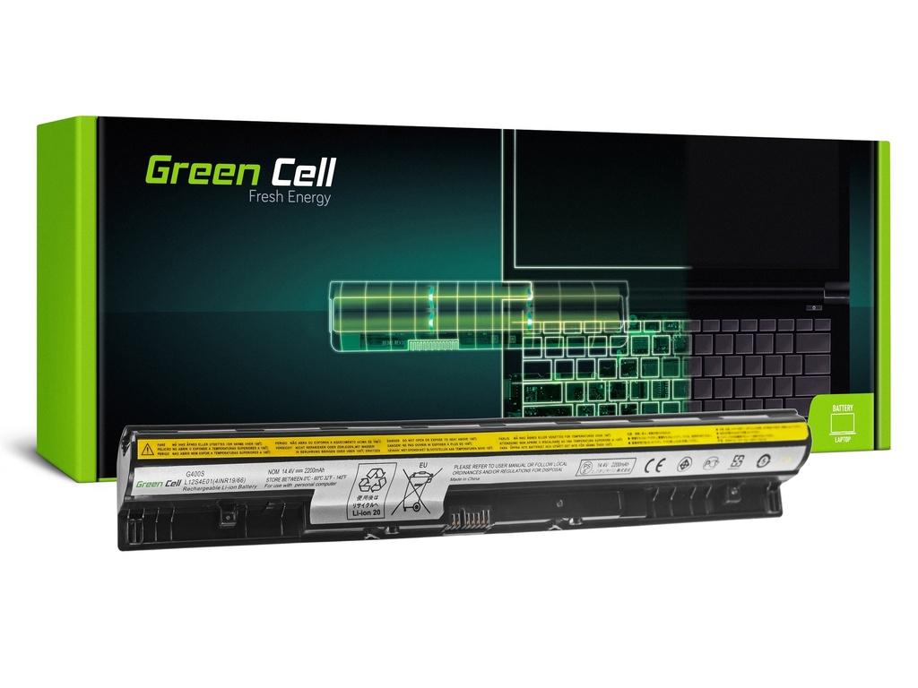 Baterija Green Cell za Lenovo Essential G400s G405s G500s / 14,4V 2200mAh