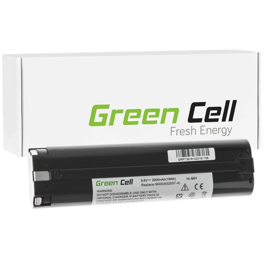 Baterija električnih alata 9000 9001 za Makita 4000 DA390D