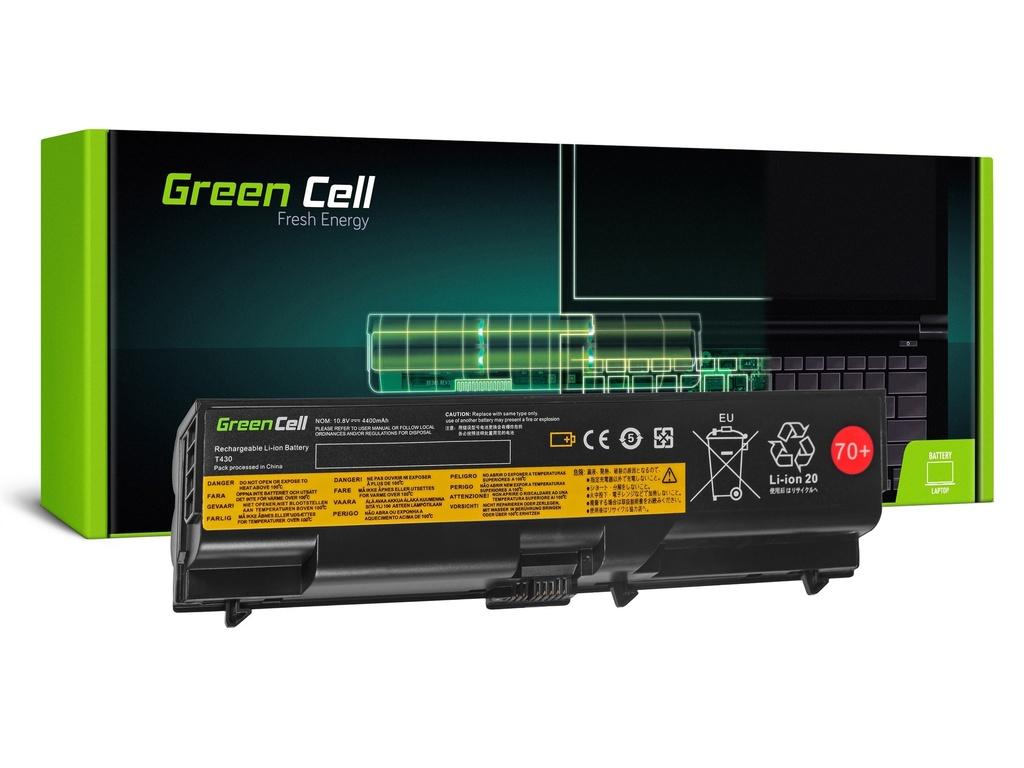 Baterija Green Cell za Lenovo ThinkPad L430 L530 T430 T530 V530 / 11,1V 4400mAh