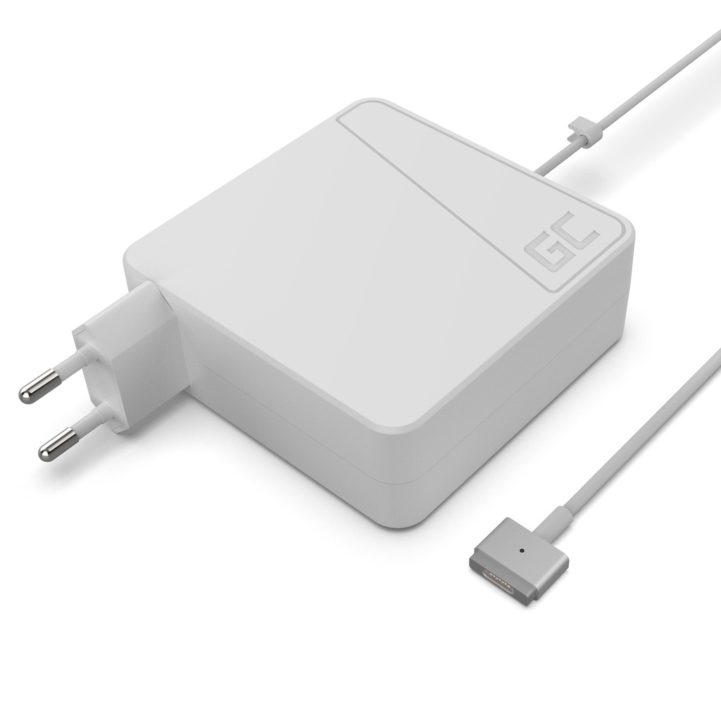 Adapter naizmenične struje za ZELENE ĆELIJE za Apple Macbook 85V / 18.5V 4.6A / Magsafe 2