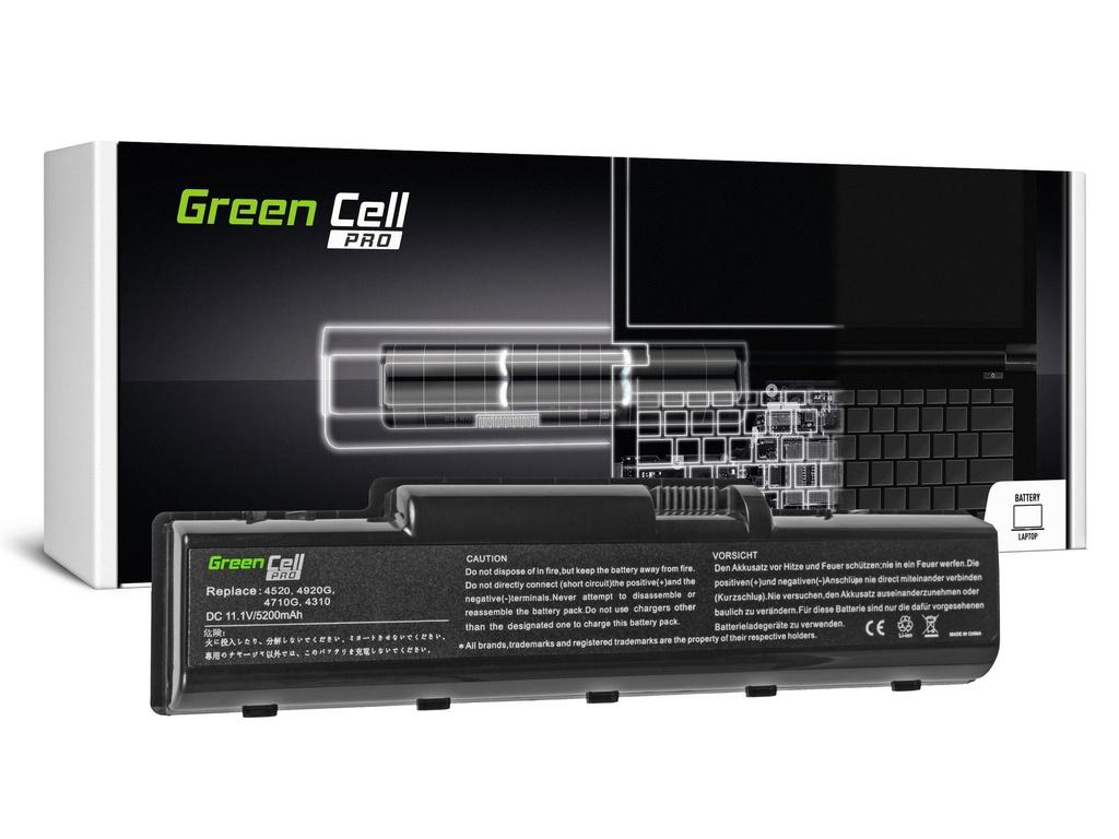 Baterija Green Cell PRO za Acer Aspire 4710 4720 5735 5737Z 5738 / 11,1V 5200mAh