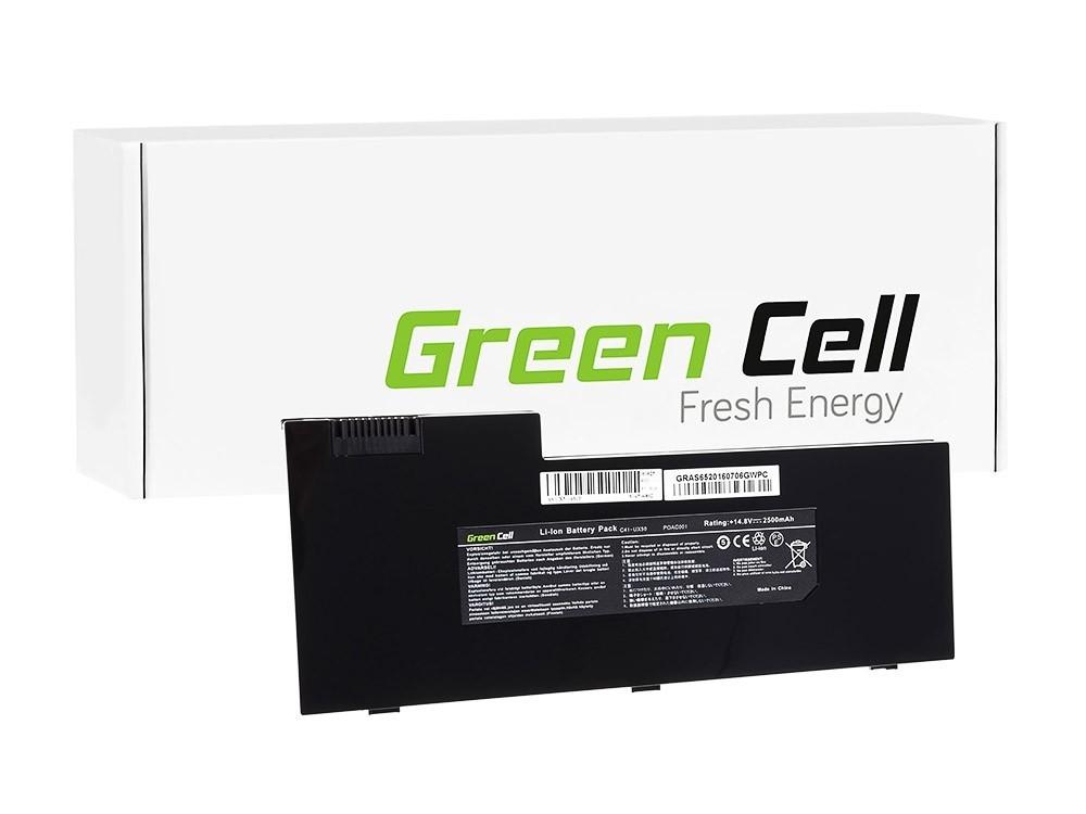 Baterija Green Cell za Asus UKS50 UKS50V / 14,4V 2600mAh