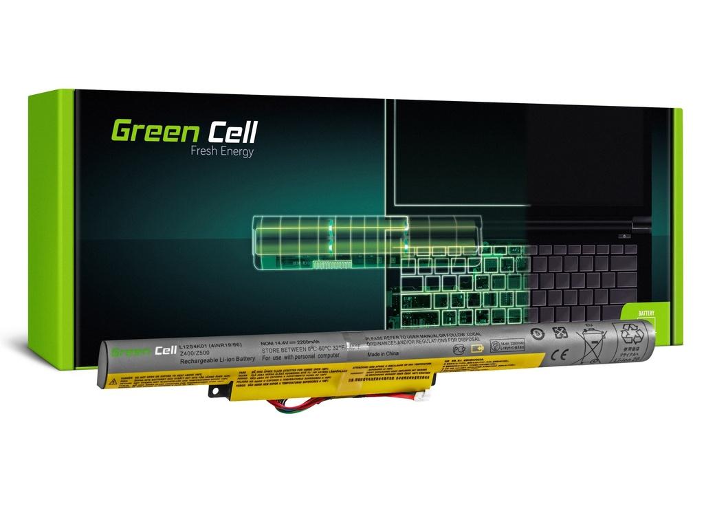 Baterija Green Cell za Lenovo IdeaPad P500 Z510 P400 / 14,4V 2200mAh