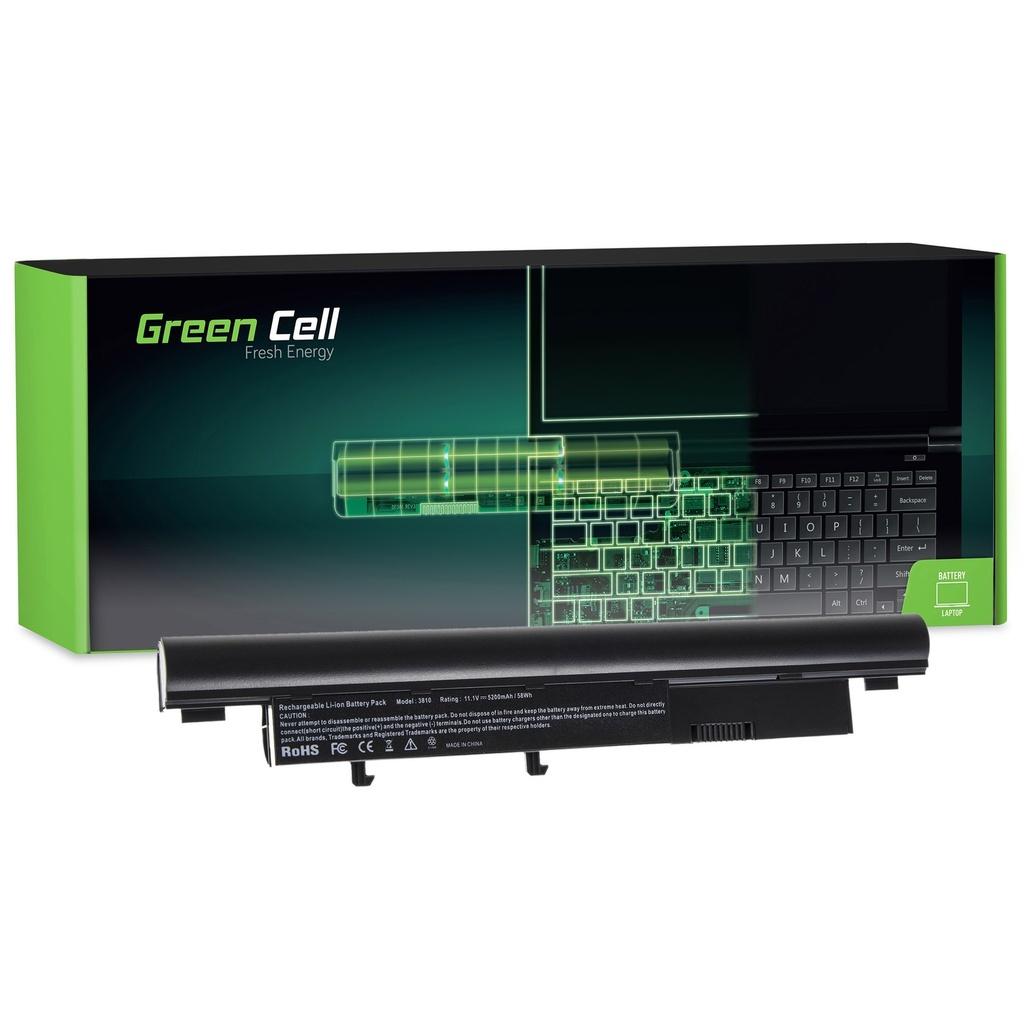 Baterija Green Cell za Acer Aspire 3750 5410 5534 5538 5810 / 11,1V 4400mAh