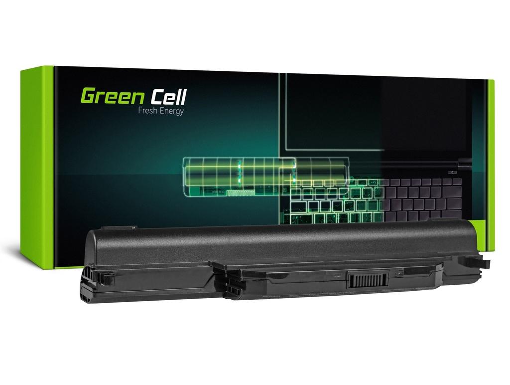 Baterija Green Cell za Asus A32-K55 A45 A55 K45 K55 K75 / 11,1V 6600mAh