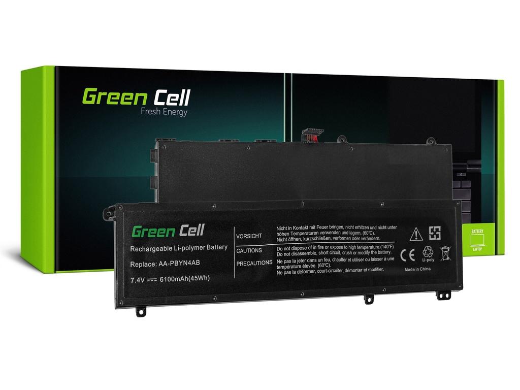 Baterija Green Cell za Samsung NP530U3B NP530U3C / 7,4V 4100mAh