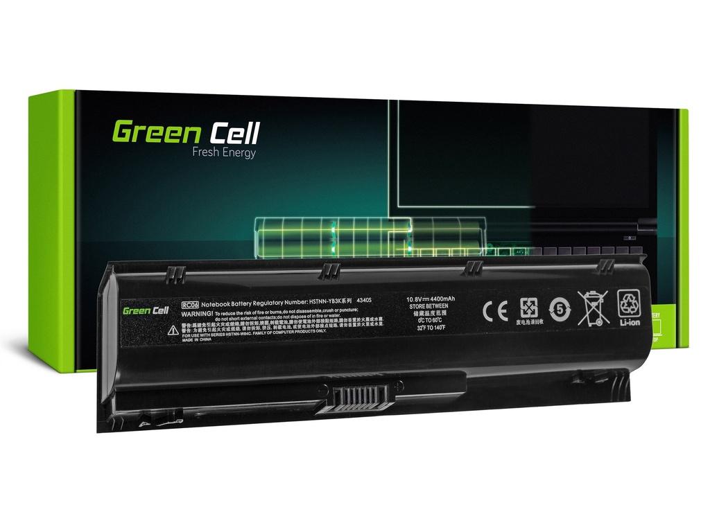 Baterija Green Cell za HP ProBook 4340 4340s 4341 4341s / 11,1V 4400mAh